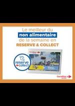 Prospectus Carrefour Market : Mobilier de jardin - Reserve & Collect