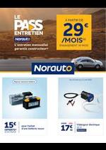 Prospectus Norauto : Destockage