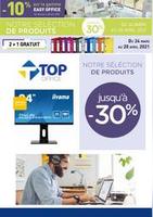 -10% sur la gamme easy office - Top office