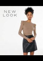 Catalogues et collections New Look : Nouveautés Femme