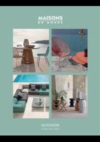 Prospectus Maisons du Monde Jemappes : Outdoor Collection 2021