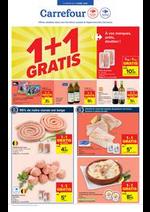 Promos et remises Carrefour Drive : 1+1 Gratis