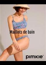 Catalogues et collections Pimkie : Maillots de bain