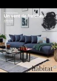Prospectus Habitat Le Chesnay : Nouveautés de Printemps!