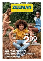 Prospectus Zeeman : Wij maken onze kindercollectie steeds duurzamer