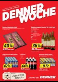 Prospectus DENNER Münchenbuchsee : Denner Woche