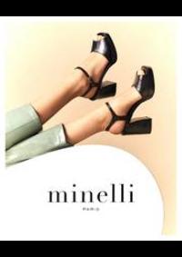 Catalogues et collections Minelli Metz 11 RUE DU PETIT PARIS : Nouveautés Chaussures Femme