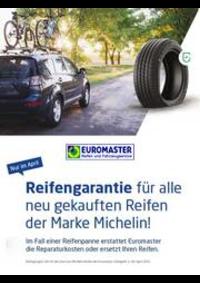 Prospectus Euromaster Zollikofen  : Nur im April