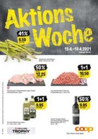 Prospectus Coop Supermarché Allschwil - Lindenstrasse : Aktions Woche