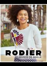 Promos et remises  : Collection « Rodier X Emilie »