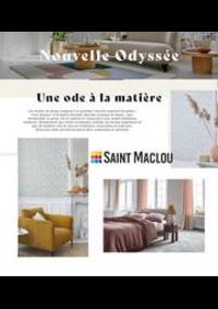 Prospectus Saint Maclou Lille Wattrelos : Nouvelle Odyssée