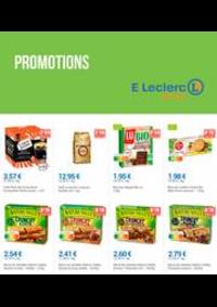 Prospectus E.Leclerc drive Loon Plage : Promotions
