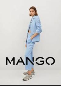 Prospectus Mango RÉGION PARISIENNE VÉLIZY VILLACOUBLAY C.C. Vélizy 2 : Tenues de bureau
