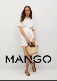 Prospectus Mango RÉGION PARISIENNE MOISSELLES-DOMONT C.C. Leclerc : Linen Collection