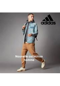 Prospectus Adidas Thiais Belle Epine : Nouvelle collection homme
