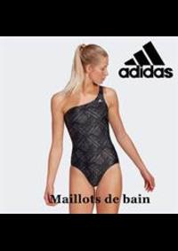 Prospectus Adidas Créteil : Maillots de bain