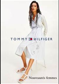Prospectus TOMMY HILFIGER STORE LA REUNION : Nouveautés femmes