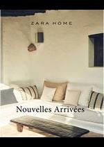 Prospectus ZARA HOME : Nouvelles Arrivées