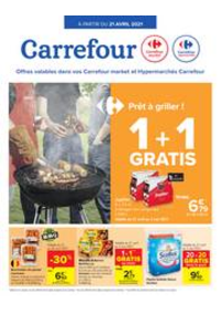Prospectus Carrefour KORBEEK LO -  BIERBEEK : Prêt à griller?
