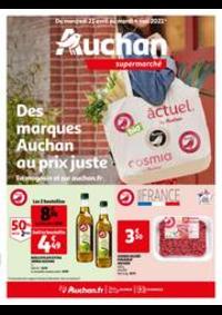Prospectus Auchan Supermarché Paris 12 Reuilly : Les promos Auchan