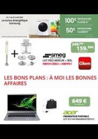 Prospectus Gitem Clermont : Le bonus énergétique