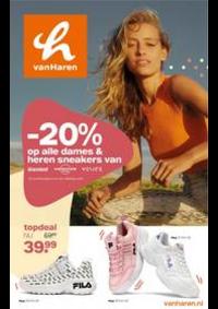 Prospectus Brantano HERENT : -20&% of alle dames and heren sneakers van
