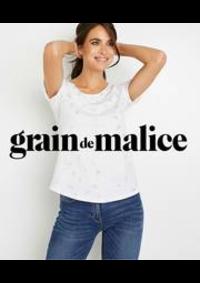 Prospectus Grain de Malice Pont-Sainte-Maxence : Nouveautés