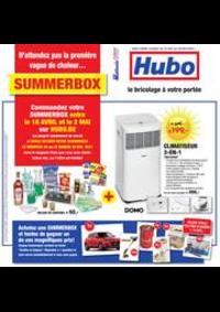Bons Plans Hubo Floreffe : SUMMERBOX