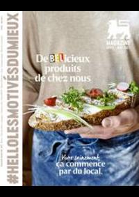 Prospectus Supermarché Delhaize Oostende : Folder Delhaize