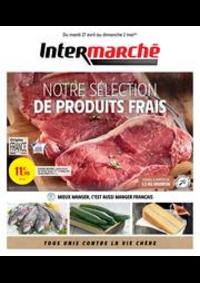 Prospectus Intermarché Super Chilly Mazarin : S17 TRAFIC 2ème Semaine AVRIL 3