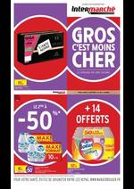Prospectus Intermarché Super : EVEN GROS VOLUMES AVRIL