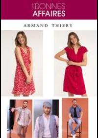 Prospectus Armand Thiery ARCUEIL : Les bonnes affaires