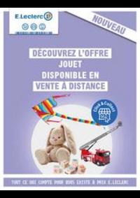 Prospectus E.Leclerc FRANCONVILLE : Catalogue E.Leclerc