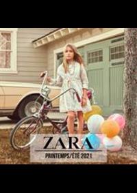 Catalogues et collections ZARA WATERLOO : ZARA ENFANTS Campaign PrintempsÉté 2021
