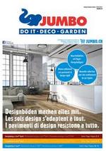 Guides et conseils Jumbo : Designboden