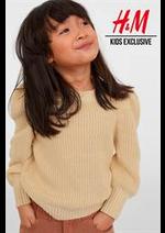 Catalogues et collections H&M : Kids Exclusive