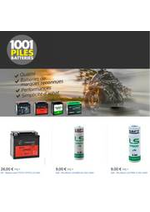 Prospectus 1001 Piles Batteries : Vendas