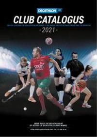 Catalogues et collections DECATHLON : Club Catalogus