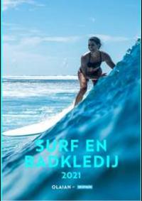 Prospectus DECATHLON SCHELLE : Surf en badkledij