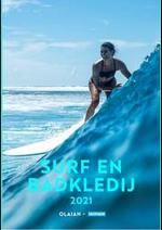 Prospectus DECATHLON : Surf en badkledij