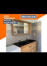 Prospectus Bricoman : Les offres artisans
