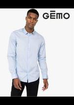 Prospectus Gemo : Collection Cérémonie