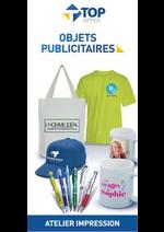 Prospectus Top office : Objets Publicitaires