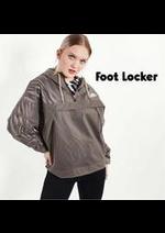 Prospectus Foot Locker : Manteaux pour Femmes