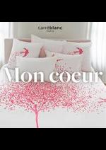 Prospectus Carré Blanc : Nouvelle collection