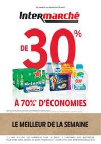 Prospectus Intermarché Super Rixheim : LE MEILLEUR DE LA SEMAINE MAI 1 V2