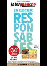 Prospectus Intermarché Super : EVEN SURGELES MAI