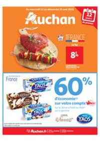 Prospectus Auchan Mulhouse : Voilà les beaux jours !