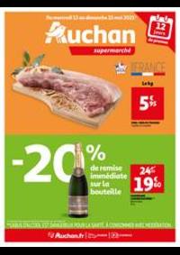 Prospectus Auchan Mulhouse : Ça sent bon le printemps