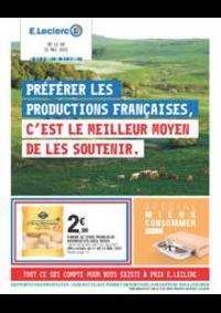 Prospectus E.Leclerc COLMAR : Catalogue E.Leclerc
